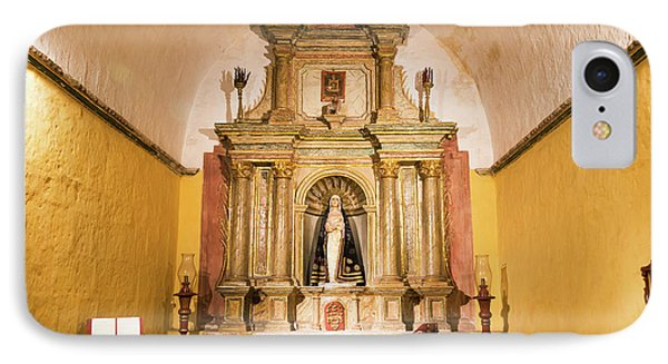 Altar In Santa Catalina Monastery IPhone Case by Jess Kraft