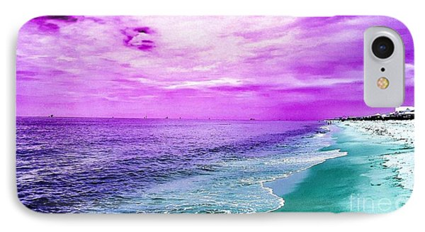 Alternate Beach Escape IPhone Case
