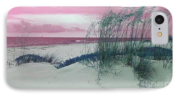 Alternate Beachscape  IPhone Case