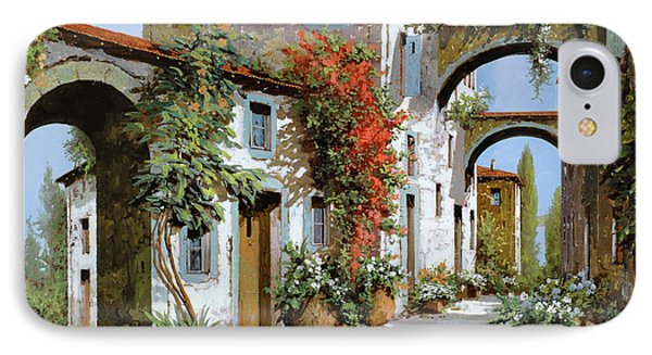 Altri Archi IPhone Case by Guido Borelli