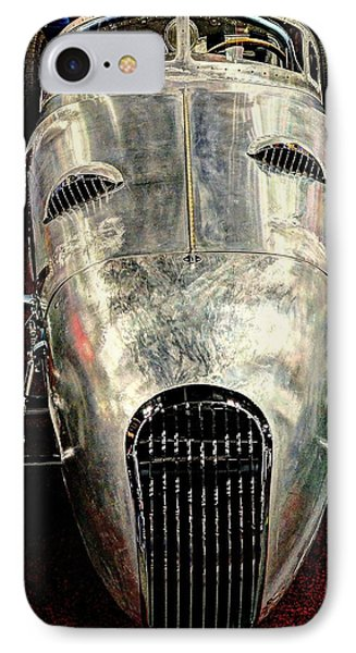 Aluminum Roadster  IPhone Case