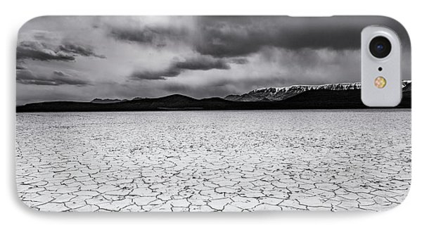 IPhone Case featuring the photograph Alvord Desert by Cat Connor