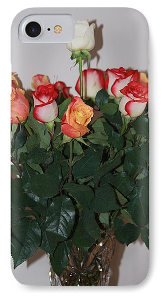 IPhone Case featuring the photograph Always A Rose by Vadim Levin
