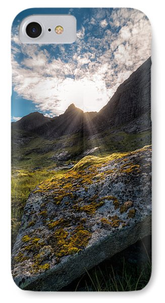 Always Sunny In Lofoten IPhone Case