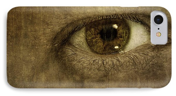 Always Watching IPhone 7 Case by Scott Norris