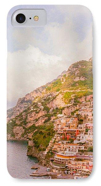 Amalfi Coast Italy 2 IPhone Case by Ariane Moshayedi