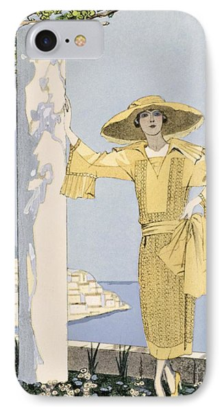 Amalfi IPhone Case by Georges Barbier