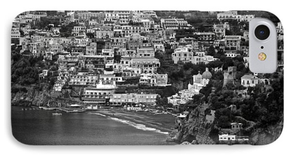 Amalfi's Positano IPhone Case by Eric Tressler