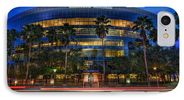 Amalie Arena 2 IPhone Case by Marvin Spates