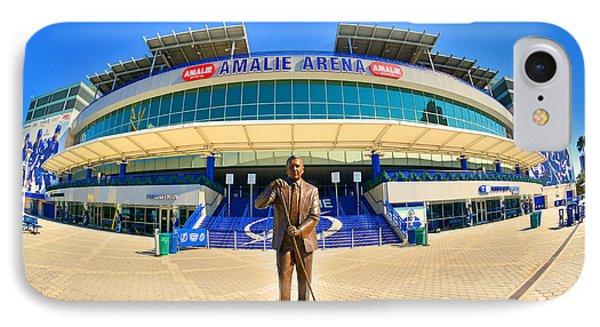 Amalie Arena IPhone Case
