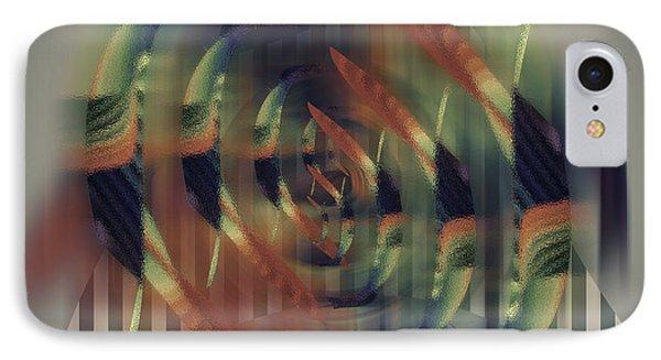 Amazing Grace Digital Artwork IPhone Case by Georgeta Blanaru