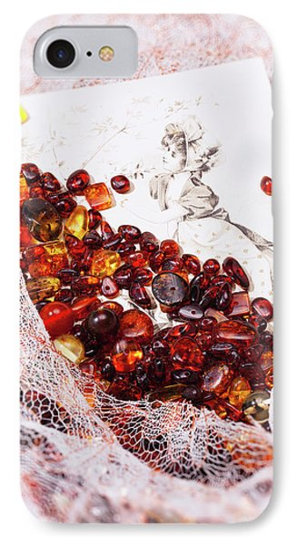 IPhone Case featuring the photograph Amber #8925 by Andrey  Godyaykin