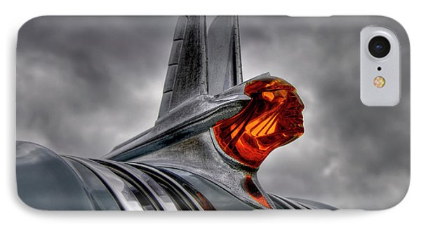 IPhone Case featuring the photograph Amber Pontiac One by Trey Foerster