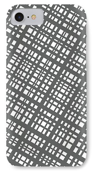 IPhone Case featuring the digital art Ambient 36 by Bruce Stanfield