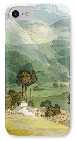 Ambleside Phone Case by Francis Towne