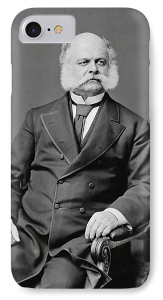 Ambrose Burnside And His Sideburns Phone Case by War Is Hell Store