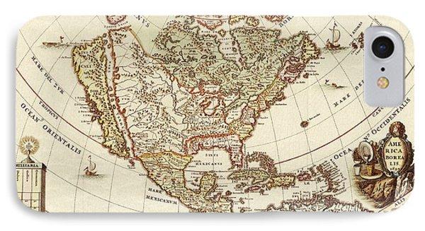 America Borealis 1699 IPhone Case