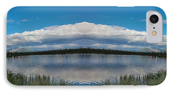 America The Beautiful - Alaska IPhone Case by Madeline Ellis