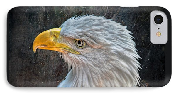IPhone Case featuring the photograph American Bald Eagle by Savannah Gibbs