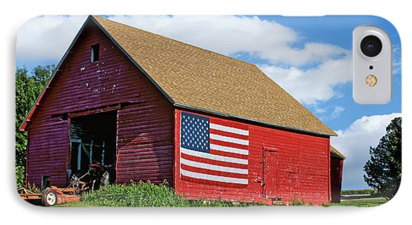 American Barn #2 IPhone Case by Nikolyn McDonald