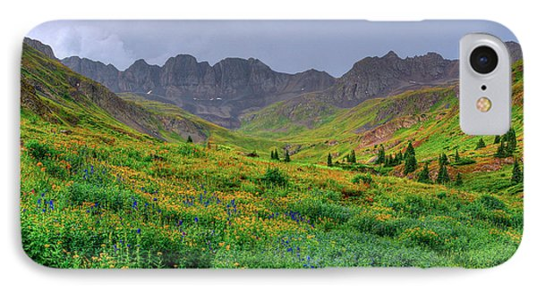 American Basin Summer Storm IPhone Case