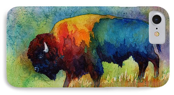 American Buffalo IIi IPhone Case by Hailey E Herrera