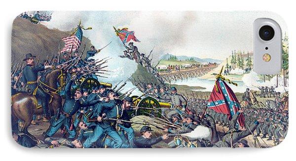 American Civil War, Battle Of Franklin IPhone Case