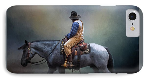 American Cowboy IPhone Case