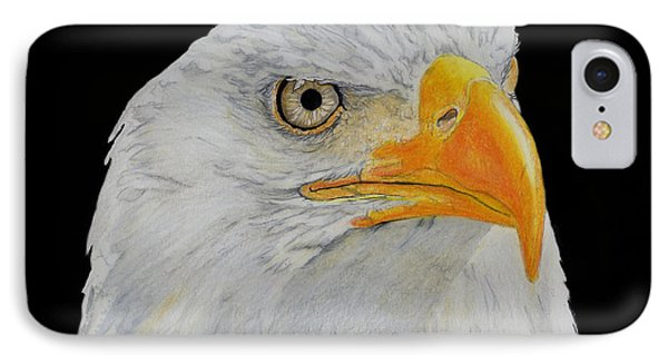 American Eagle Phone Case by Bill Richards