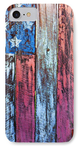 American Flag Gate Phone Case by Garry Gay