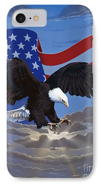 American Freedom Phone Case by Ross Edwards