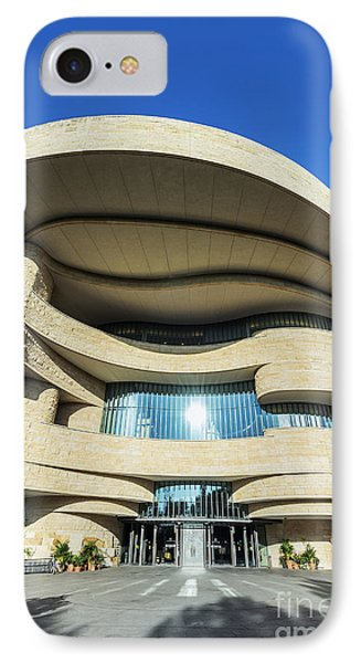 American Indian Museum IPhone Case by John Greim