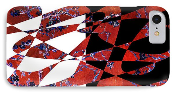 American Intellectual 6 IPhone Case by David Bridburg