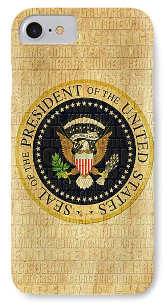 American Presidents IPhone Case
