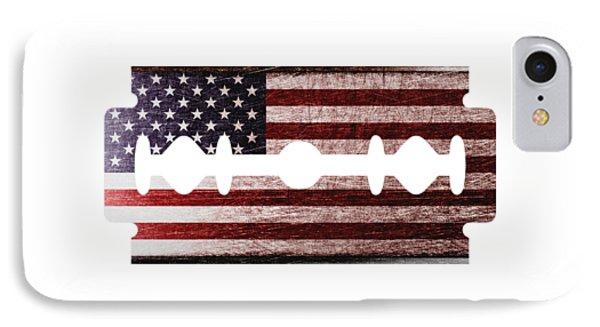 American Razor IPhone Case