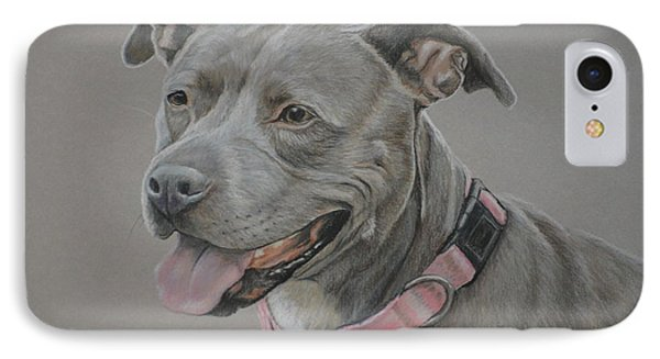 American Staffordshire Terrier IPhone Case