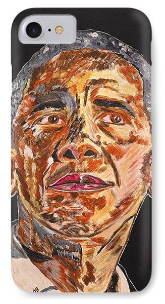 American IPhone Case by Valerie Ornstein