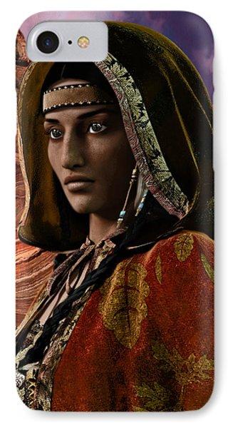 American Vision Saint Kateri Tekakwitha IPhone Case
