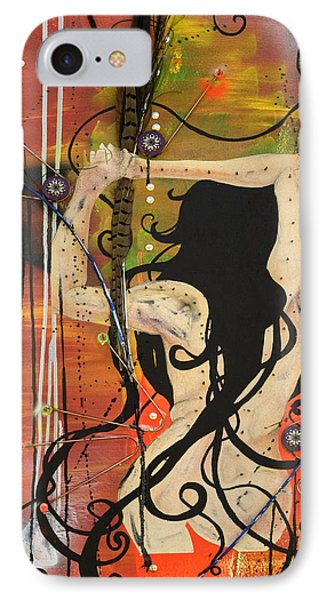 American Witch IPhone Case by Sheridan Furrer
