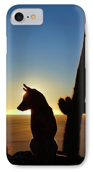 IPhone Case featuring the photograph Amigo by Skip Hunt