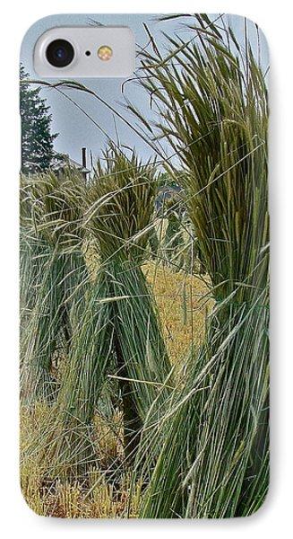 Amish Harvest Phone Case by Diana Hatcher