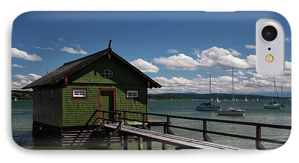 Ammersee IPhone Case by Nichola Denny