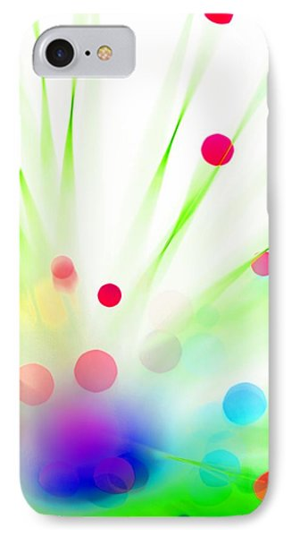 Among The Wildflowers IPhone Case by Dazzle Zazz