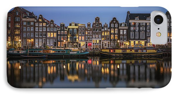 Amsterdam Canals IPhone Case by Reinier Snijders