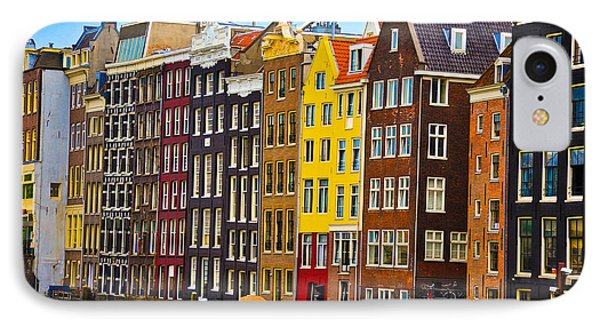 Amsterdam IPhone Case by Harry Spitz