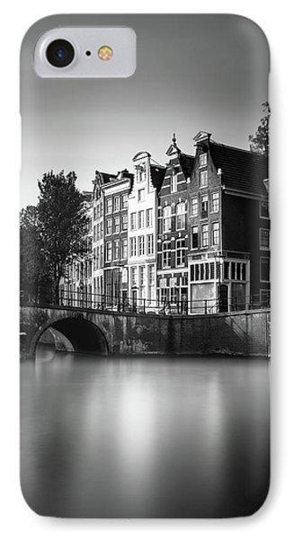 Amsterdam, Keizersgracht IPhone Case by Ivo Kerssemakers