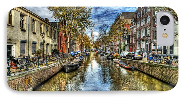 Amsterdam IPhone Case by Svetlana Sewell