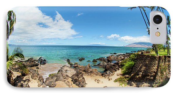 Amzing Beach In Hawaii Islands IPhone Case by Micah May