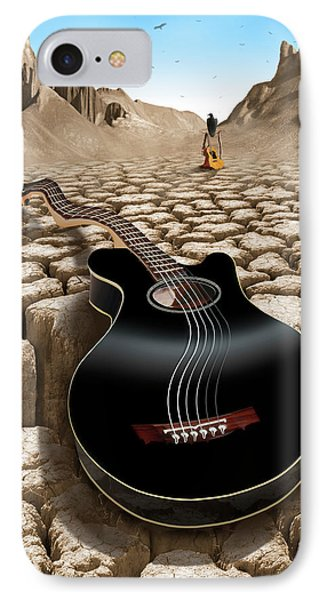 An Acoustic Nightmare 2 IPhone 7 Case