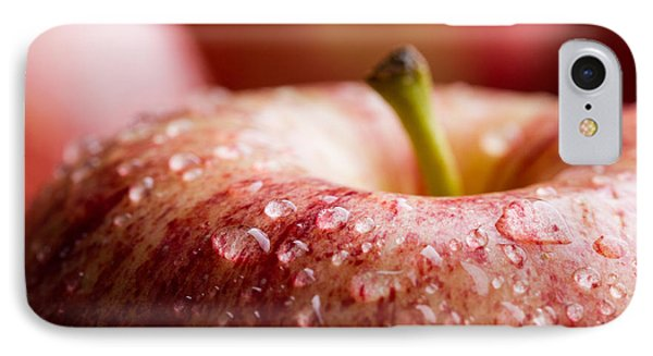 An Apple A Day... IPhone Case by Yvette Van Teeffelen